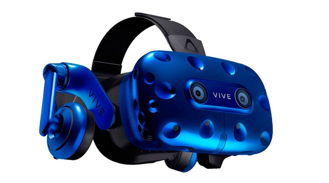 What's new in VR devices at CES 2018
