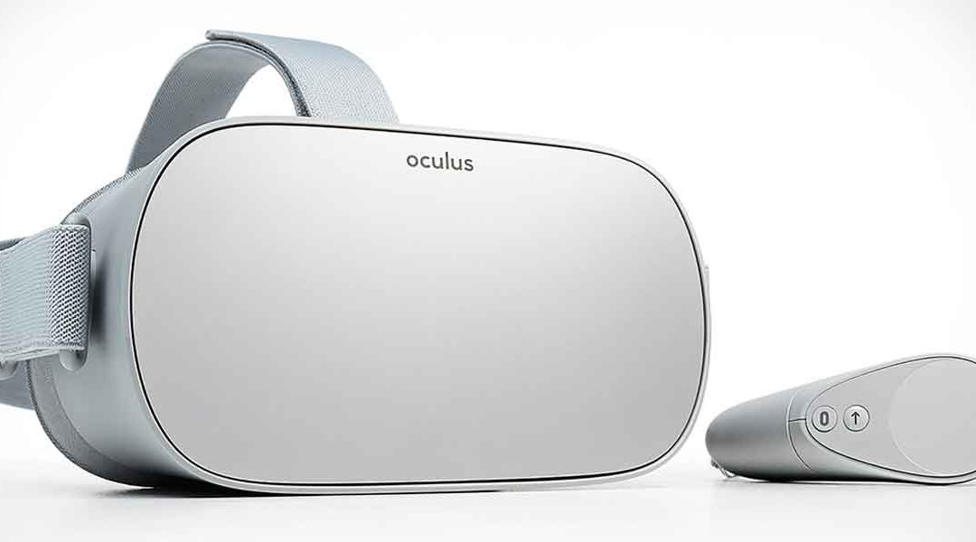Oculus Go, the first VR glasses without cables or smartphones