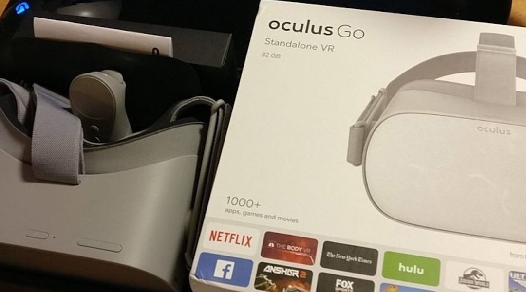 Oculus Go Virtual reality available to everyone